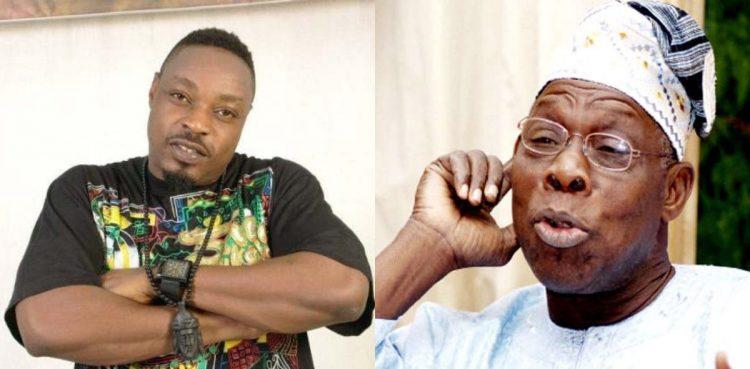 Obasanjo and Eedris Abdulkareem once engaged in battle over 'Nigeria Jaga Jaga' song