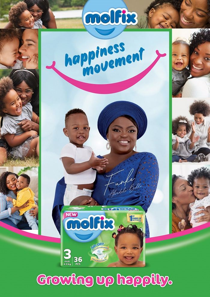 Molfix launches the 'Happiness Movement'