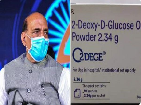 Newly approved COVID-19 drug (2-deoxy-D-glucose) to be used for treatment in India