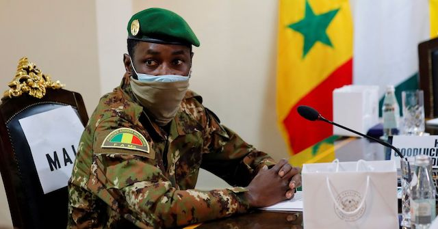 Mali Military Presiddent Assimi Goita attacked in Bamako mosque
