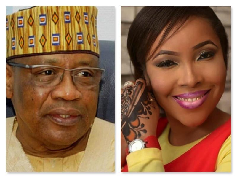 Babangida and Ummi Zeezee Ibrahim