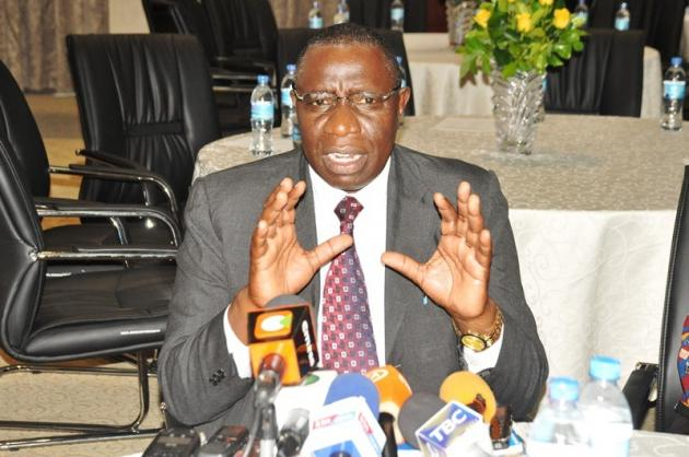Dr Benson Bana, Tanzanian High Commissioner to Nigeria.   Photo credit: East Africa Television