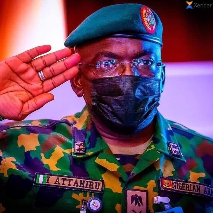Lt. General Ibrahim Attahiru