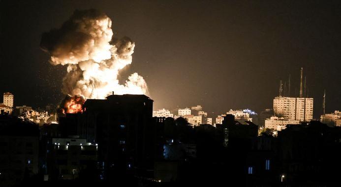 Israel-Gaza violence: Fresh rocket attacks on Israeli cities