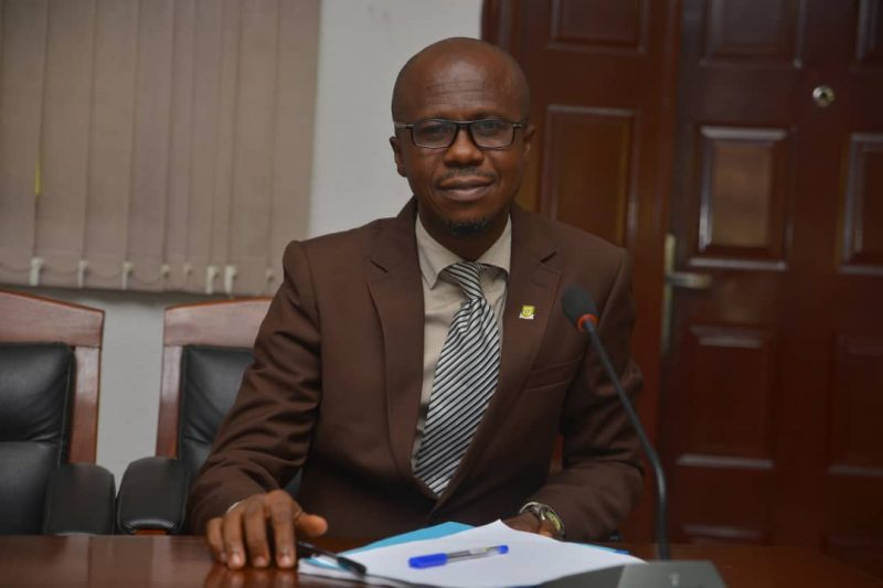 Joe Ejiofor, the deputy Registrar of YABATECH