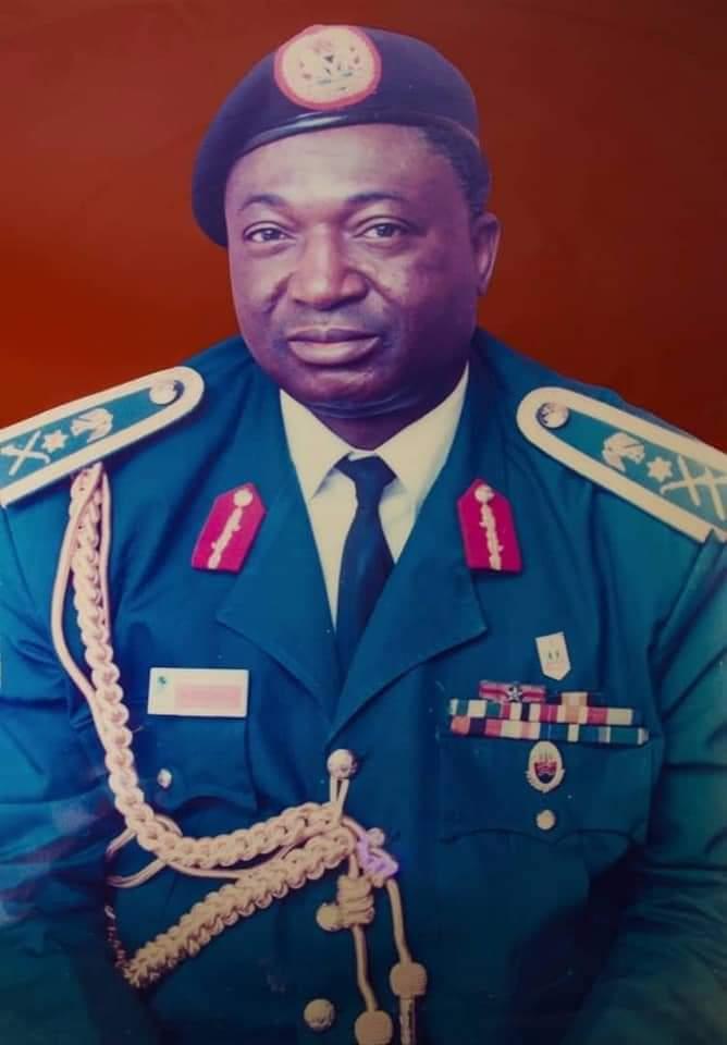 Lt Gen. Joshua Dogonyaro