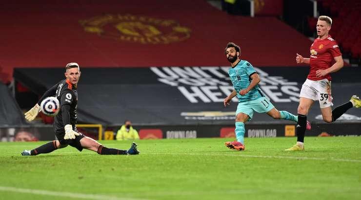 Liverpool thrash Man. United at Old Trafford