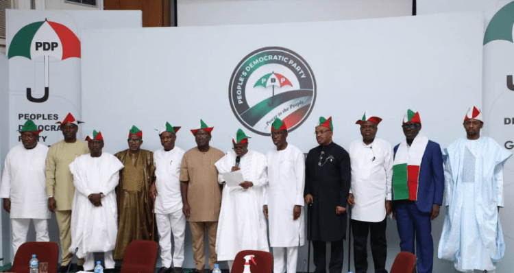 PDP Governors back ban on open grazing
