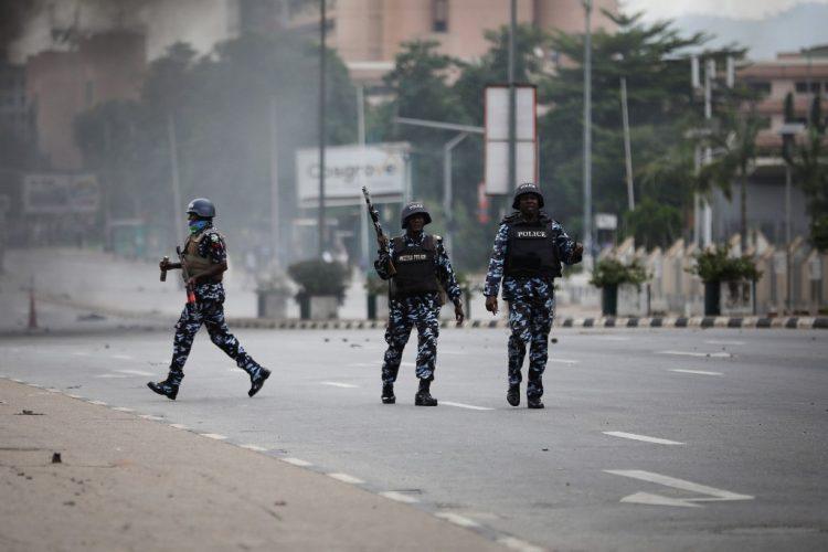 Massive gun-battle in Imo: Army, air force, police confront gunmen