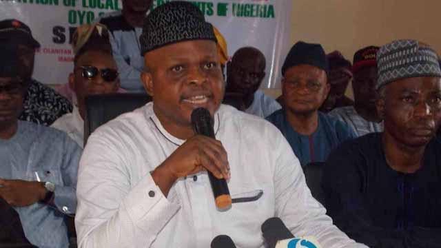 Prince Ayodeji Abass-Aleshinloye, Oyo ALGON chairman: APC wants Oyo council polls postponed