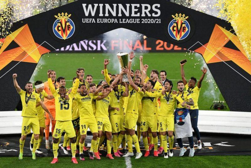 Villarreal win Europa League Cup thanks to David de Gea penalty miss