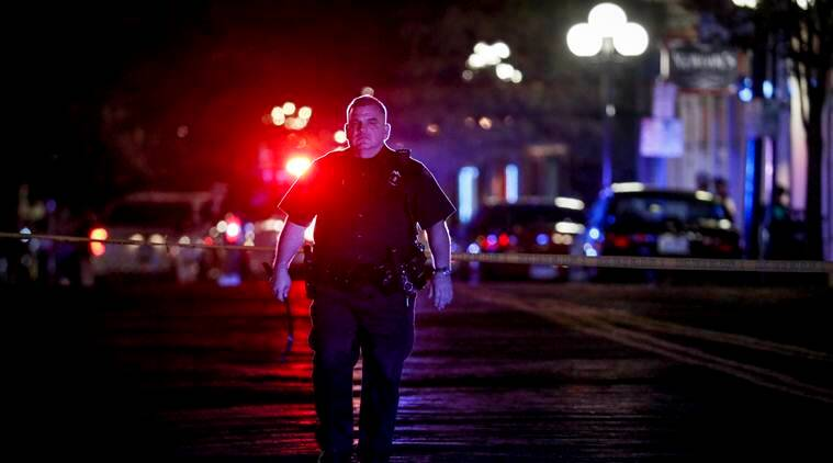 Three dead, five injured in Ohio shooting
