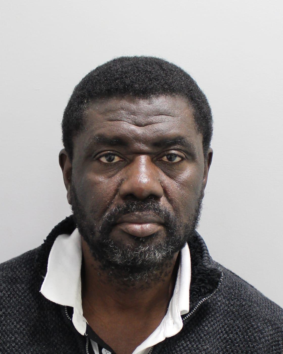 Adeyinka Oluwseyi Ajose- jailed in UK for serial rape of 13 year-old girl