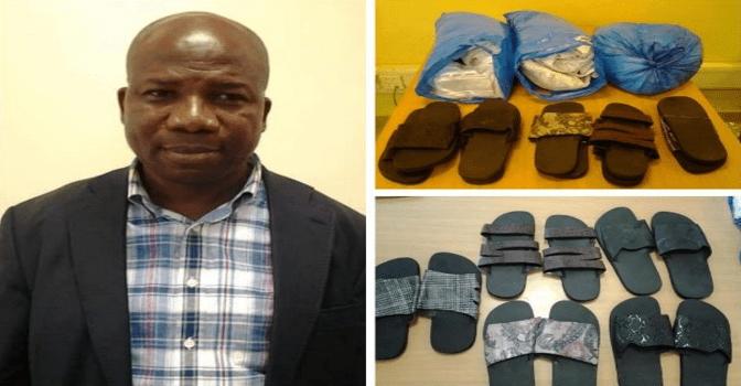 Ex-Lagos Island LG Vice Chairman Asekun docked for exporting cocaine