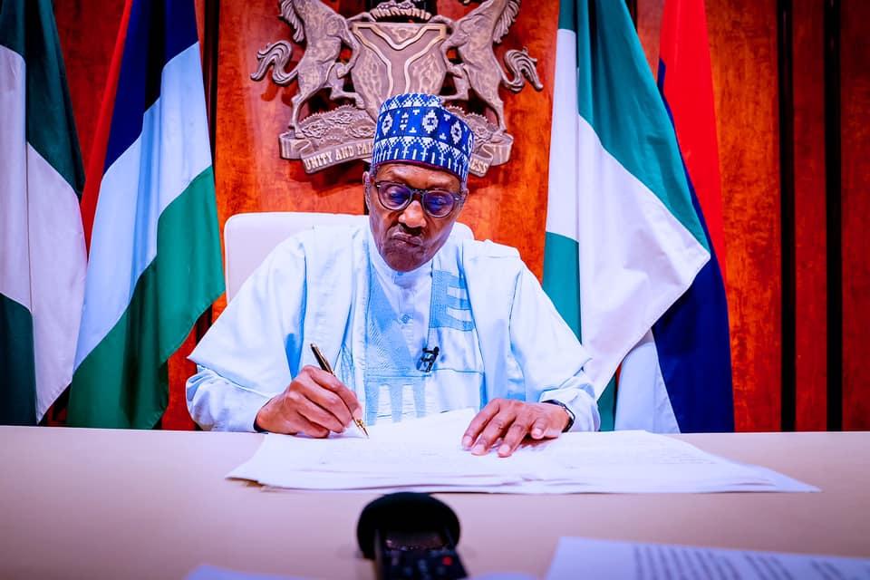 Buhari approves Infraco plc