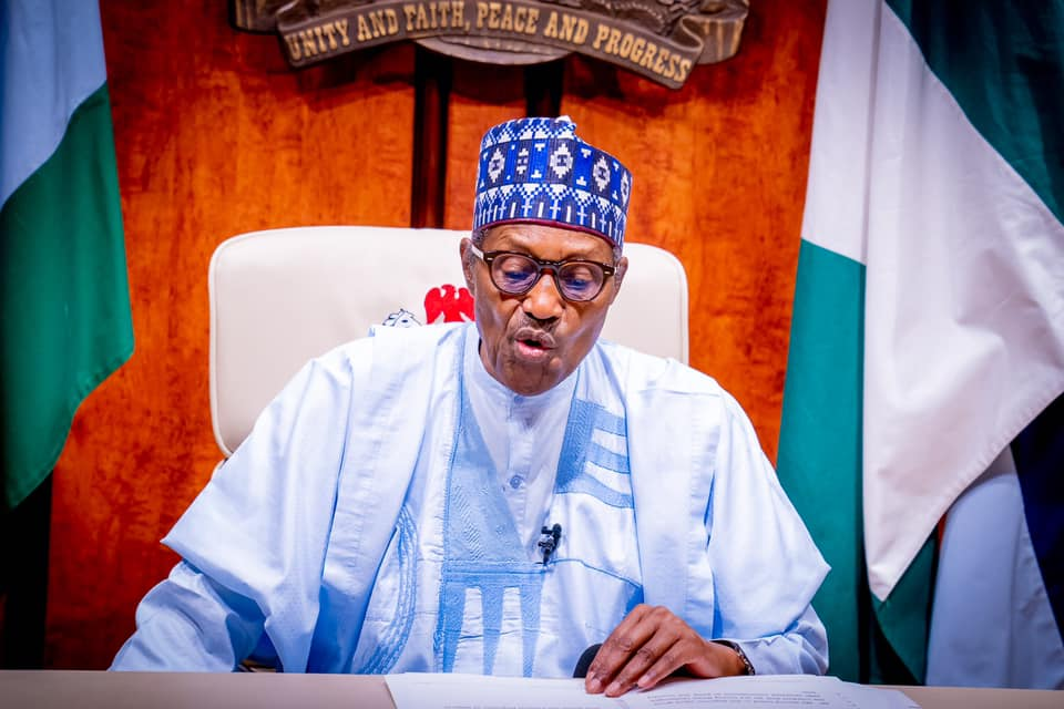 Buhari vows to defend corporate existence of Nigeria, bequeaths free, fair polls