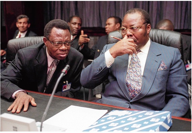 Emeka Obi was middleman to Dan Etete, right in the Shell-Eni oil bribery scandal over OPL 245