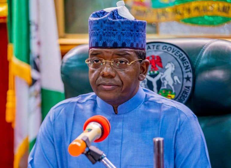 Governor Bello Matawalle of Zamfara