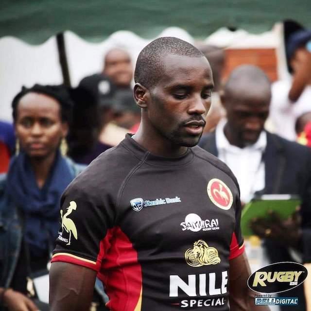 James Odong: disappears in Monaco