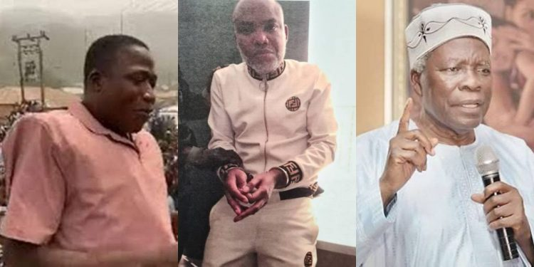 Nnamdi Kanu's arrest: Lessons for Igboho, Akintoye, other separatists