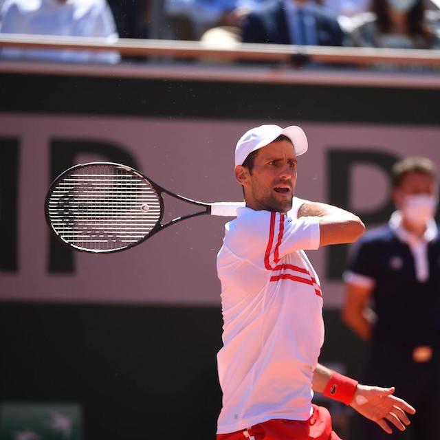 Novak Djokovic wins French Open title