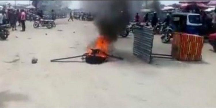 Mayhem in Delta as cop shoots okada rider dead