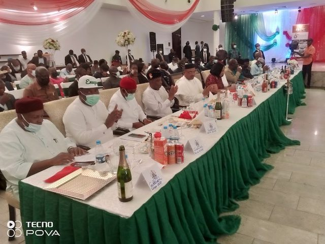 PDP governors  in Uyo vow to topple APC in 2023 poll