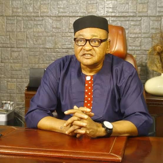 Prince Jide Kosoko: blasts Iyabo Ojo, Nkechi Blessing on behalf of TAMPAN