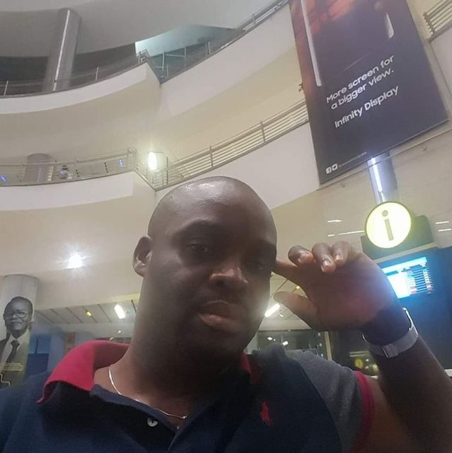 Stanley Igwe killed by South Africa policemen