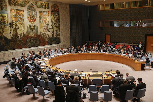 UN Security Council in session: Ghana, Gabon elected non-permanent members