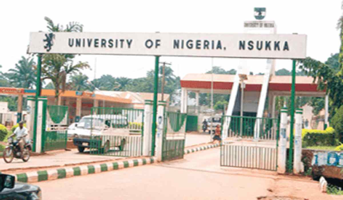 University of Nigeria Nsukka (UNN)