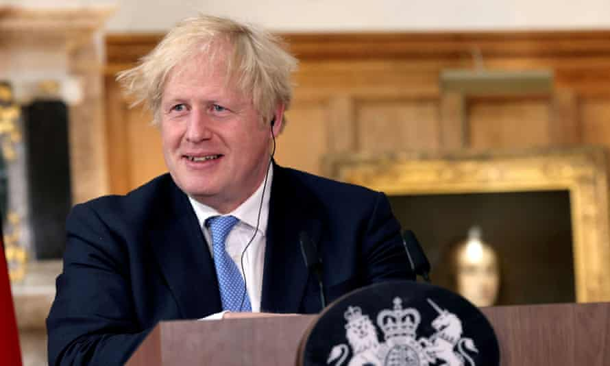 Boris Johnson Prime Minister of Britain: introduces dumb policy on COVID-19