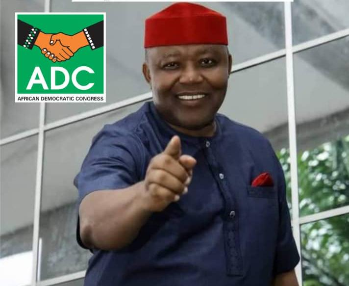 Dr Akachukwu Nwankpo, ADC candidate in Anambra governorship election  picks Pastor Ughamadu as running mate