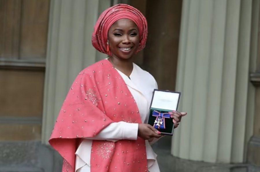 Eva Omaghomi given a new job by Prince Charles