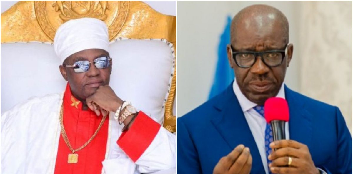 Oba Ewuare, Obaseki on collision course over custody of returned stolen artifacts