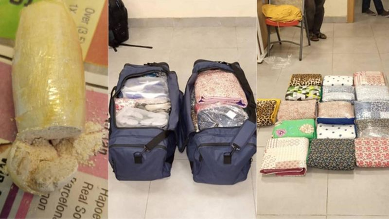 Flashback February 2021: cocaine worth N21b seized by NDLEA in Lagos