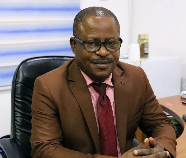Chris Akinsowon, Principal of Premiere Academy, Lugbe