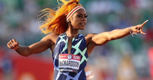 Sha'Carri Richardson suspended for one month