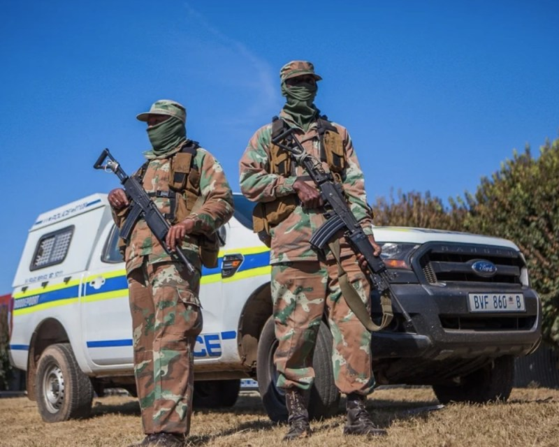 South Africa Deploys 1,500 Soldiers To Mozambique To Fight Jihadists