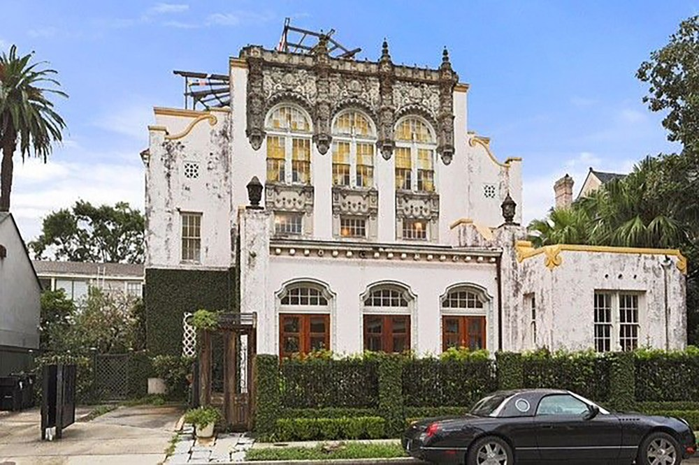Beyonce's New Orleans mansion gutted by fire