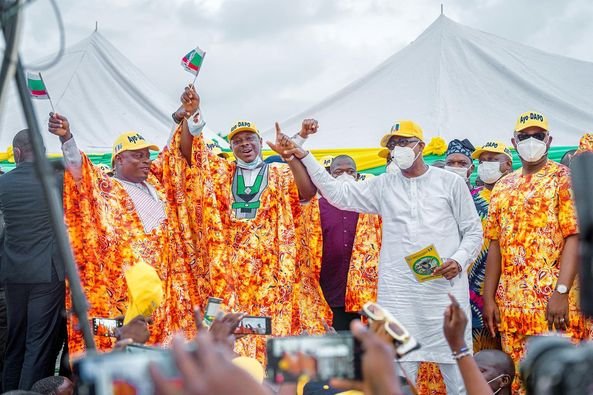 Abiodun Accepts APC Failed In Many Ogun LGAs