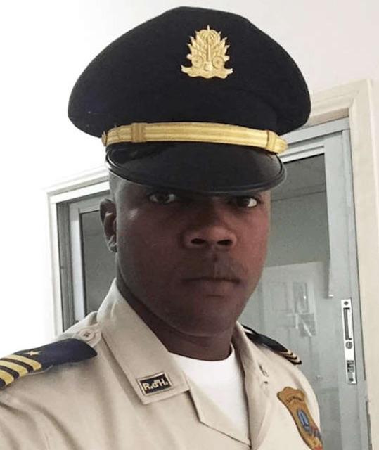 Dimitri Herard head of Haiti President Jovenel Moise's security arrested