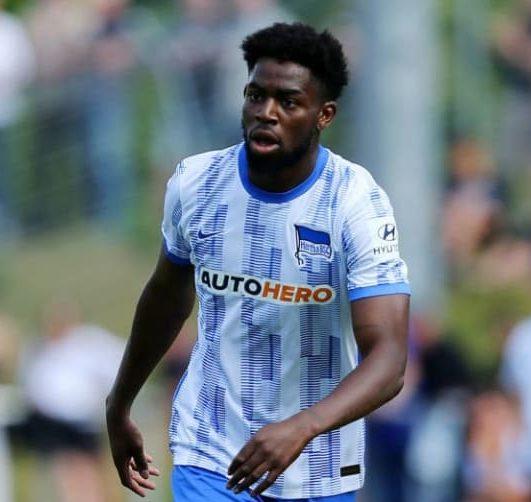 Germany player, Jordan Torunarigha allegedy racially abused