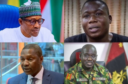 Igboho: Yoruba group drops urgent message for Buhari, Malami, Buratai