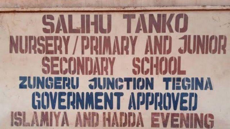 Salihu Tanko Islamic school in Tegina Niger state