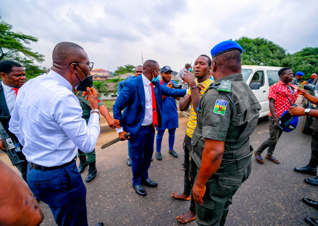 Sunwo-Olu arrests suspected criminals