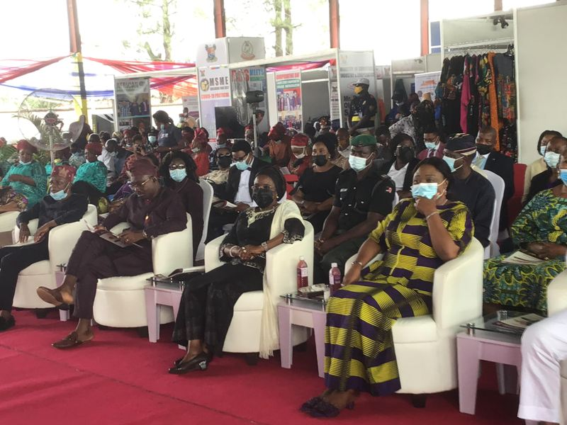 Sanwo-Olu says government invested N103bn to drive MSMEs