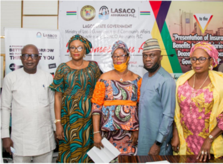 Lagos pays N364.9m to families of deceased LG, SUBEB staff