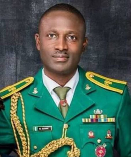 Major Stephen Datong abducted by bandits
