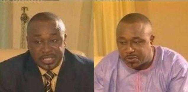Nollywood actor, Rich Oganiru